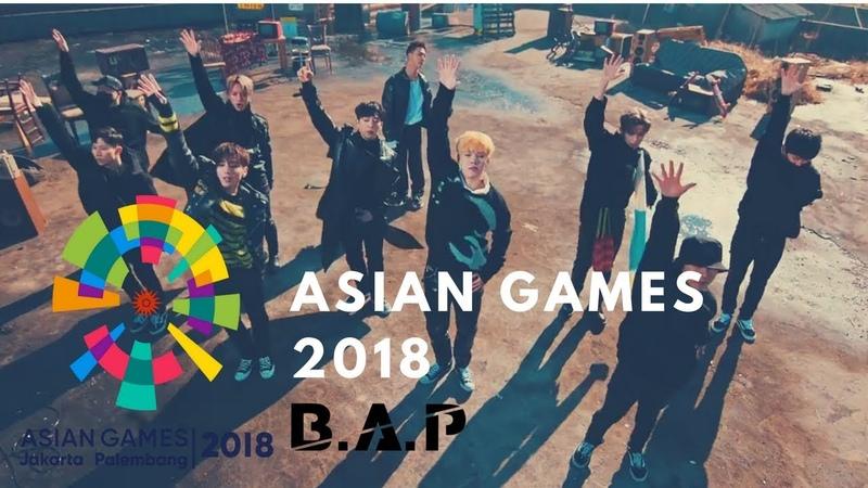 [FANMADE] MV B.A.P HANDS UP - ASIAN GAMES 2018 Ver.