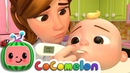 Sick Song Cocomelon ABCkidTV Nursery Rhymes Kids Songs
