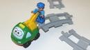 Поезда мультики Рельсы. Мультики для детей про Машинки игрушки Лего и Паровозики.