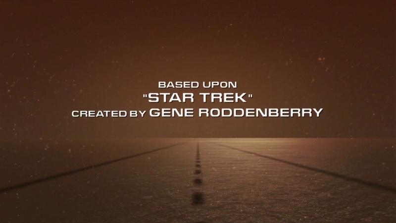 Star Trek Enterprise Intro