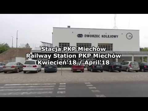 Stacja PKP Miechów [ EIP EIC IC TLK KML Regio ]