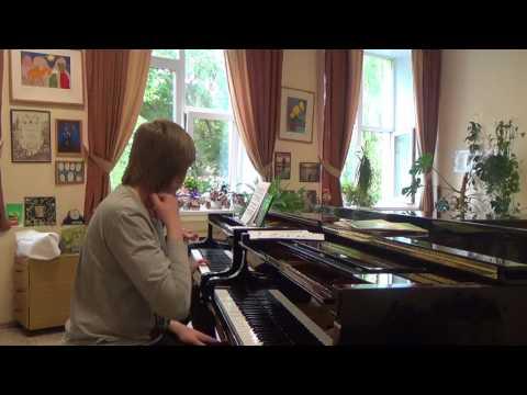 Мастер класс Сергея Арцибашева фортепиано 2017 часть 2