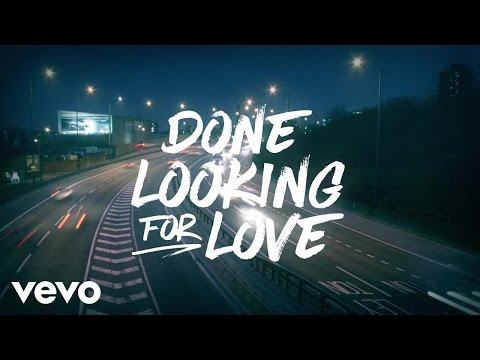 Rodge - Done Looking For Love (Lyric Video) ft. Sam Hemingway