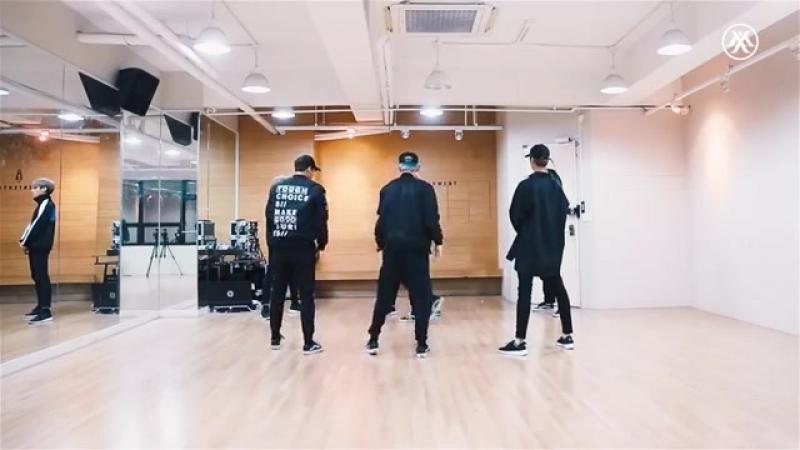 [v-s.mobi][Dance Practice] 몬스타엑스(MONSTA X) _ Fighter