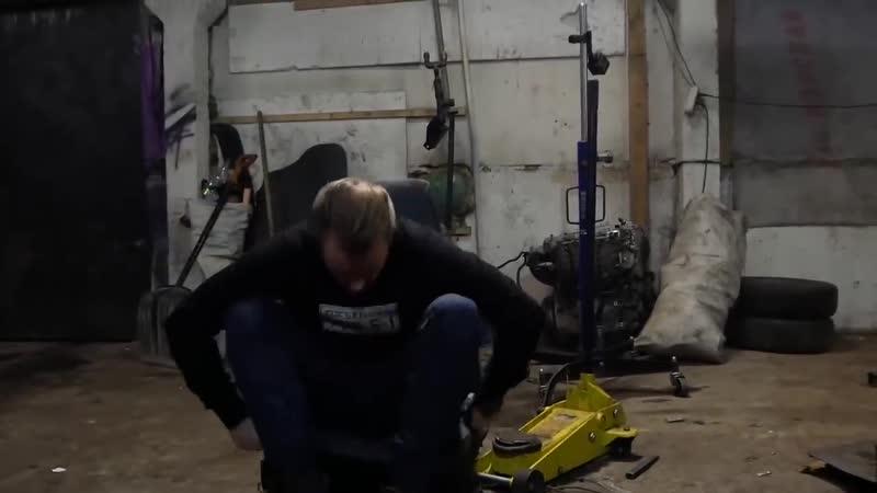 [RideSide] Ковши из сток сидений жигули за 5 минут