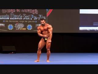 2018 Romania Muscle Fest Pro - Men's 212
