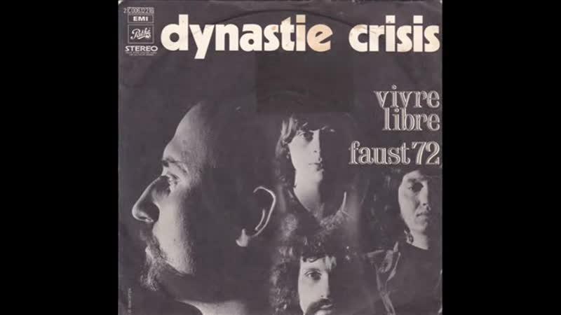 Настроенческое...  Dynastie Crisis Faust72