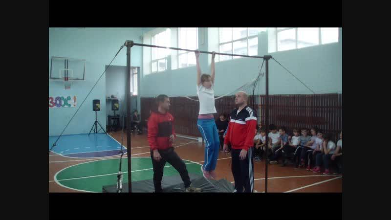 Тимошенкова Алёна 2 место (4 класс) ДО Альтаир Бетлицкая СОШ Куйбышевский р-он