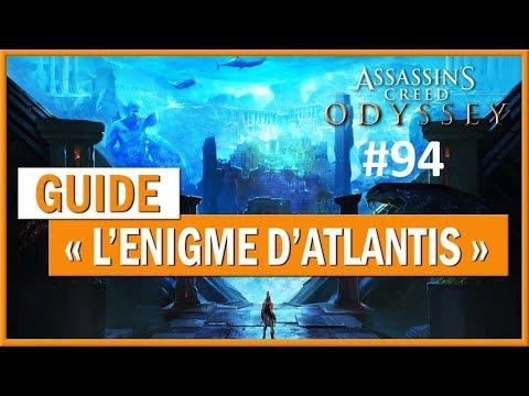 Прохождение Assassin's Creed ► DLC Судьба Атлантиды Часть 94 Подземный вход Гейи