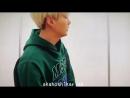Yoongi's handshake HE LOOKS SO SHY abts