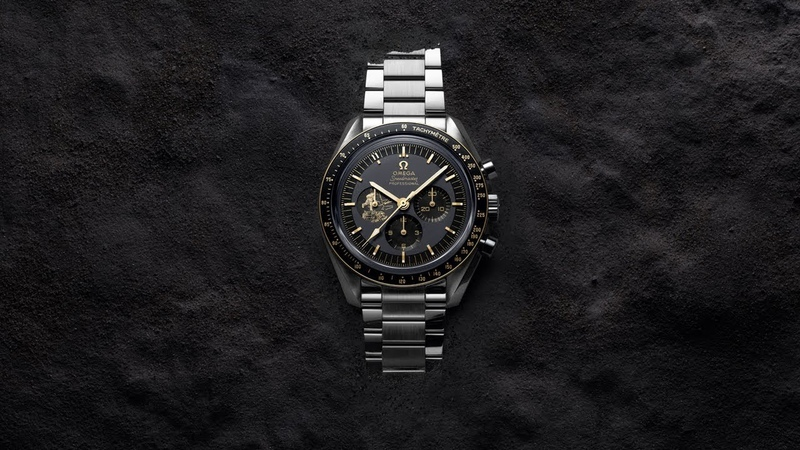 OMEGA Speedmaster Apollo 11 50th Anniversary Limited Edition in steel