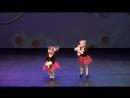 Ритмика 3-4.Танец с игрушками.Хореография Истоминой Екатерин
