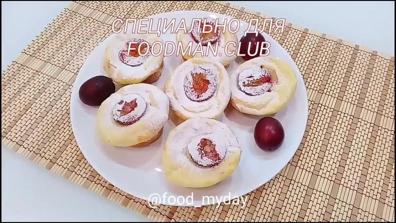 Творожники с алычой рецепт от Foodman Club