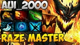 Aui_2000 Raze Master Highlights Dota 2
