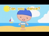 Can You Fly Little Butterfly _ Action Song For Kids _ BINGOBONGO Learning