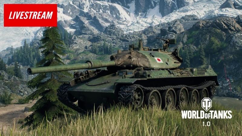 Стрим | World of Tanks | Пытаемся тащить №12