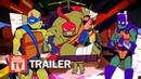 Rise of the Teenage Mutant Ninja Turtles Season 1 Comic-Con Trailer Sneak Peek | Rotten Tomatoes TV