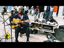 Stand By Me Original Performance by Roger Ridley Playing For Change Live Outside
