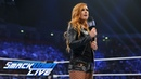 Becky Lynch responds to Ronda Rousey and issues an open challenge: SmackDown LIVE, Nov. 6, 2018