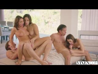 [Vixen] Riley Reid, August Ames, Abella Danger (Girls Day Out - ) rq (1080p)
