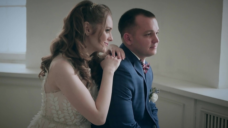 Февральский свадебный клип - это не холодно!