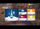 Overwatch - Новая карта Париж.