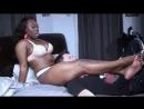 Black girl mixed wrestling