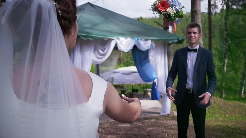 Свадебный видосик