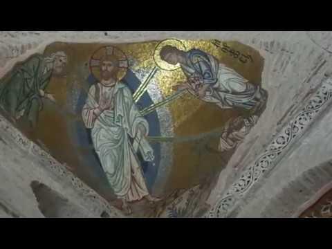 Монастырь Дафни - I часть