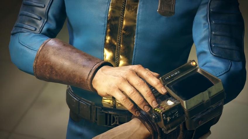 Патч первого дня для Fallout76 будет весить 54Гб, сама игра 45Гб.