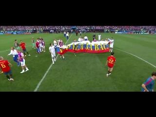 ЖИТЬ _ Наша Команда - Чемпионат Мира по футболу 2018 (SMASH, Полина Гагарина Егор Крид)