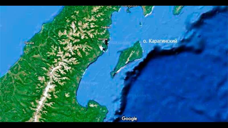 Остров Карагинский близ Камчатки сдали в аренду за копейки Всем плевать