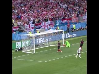 Гол сборной Англии! 1:0