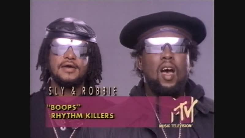 SLY ROBBIE BOOPS 1987