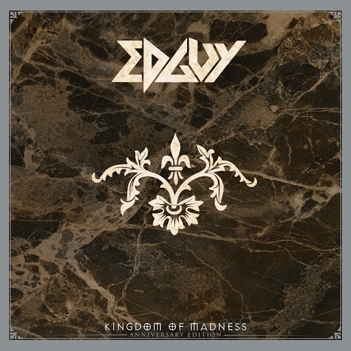 Edguy альбом Kingdom of Madness (Anniversary Edition)