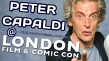 Peter Capaldi at LONDON FILM &amp COMIC CON 2018 - Q&ampA Talk, Autograph Signing, Photo Ops (LFCC 2018)