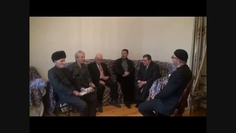 Бембулат Богатырыев возмущен по поводу ухода с поста президента Ингуше