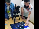 Снимаем мультик The solar system