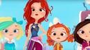 Сказочный патруль - Сборник серий 16, 17, 18 - Мультфильм о девочках - волшебницах