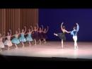 Танцы Часов Пермское ГХУ Булган Рэнцендорж и О Куликов на фестивале Российских балетных школ к 200летию М Петипа 2018 г