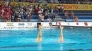 Jacqueline Simoneau/Karine Thomas - synchronized swimming Duet Final - pan am games toronto 2015