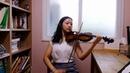 스즈키2권 바흐 뮈제트(Suzuki violin school: 바이올린 레슨강사 김민정