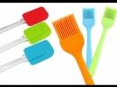 Лопатки и кисточки для кухни