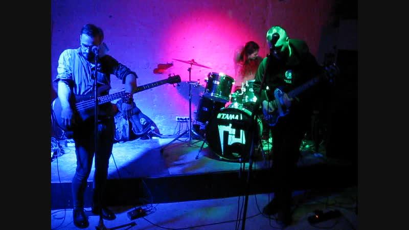 Garnet Hyenas 14.12.18 Kletka