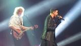 Queen + Adam Lambert the Show Must Go On Oslo 2018