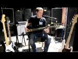 Урок Евгения Степанова. Игра интервалами на бас-гитаре.