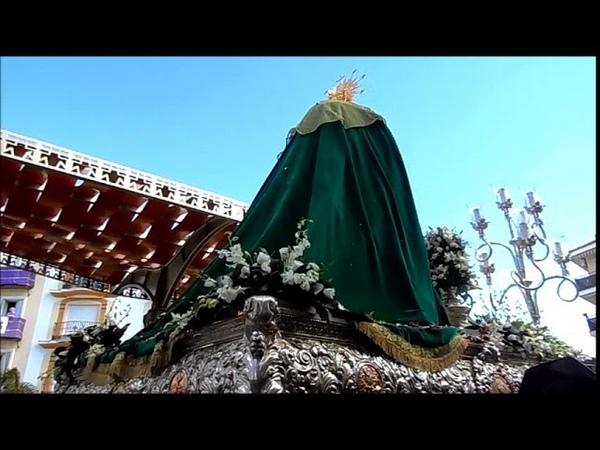 Domingo de Ramos 2018 Pollinica ALHAURIN de la TORRE marchas procesionales Banda de Musica 25 03