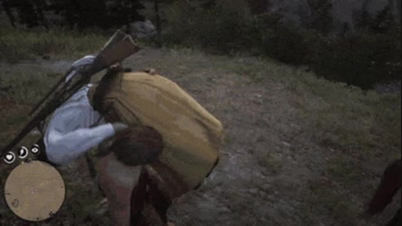 They definitely weren't expecting a struggle. Red Dead Online