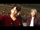 BTS Behind 'Face Yourself' Day 1 Yokohama Arena (