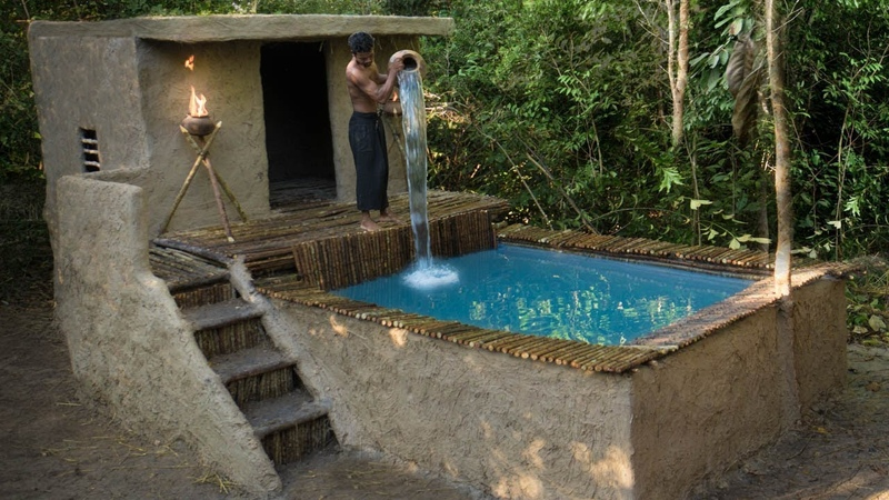 Building Wilderness Classic Villa And Upper ground Deep Swimming Pool